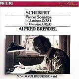 Schubert: Piano Sonatas in A minor and D major, D784 & D850