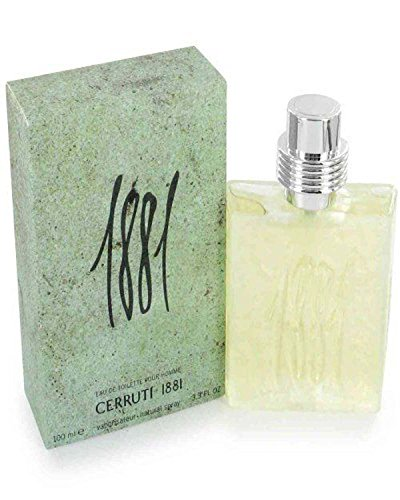 CERRUTI 1881 HOMME EAU DE TOILETTE EDT ML.100 SPRAY VAPO