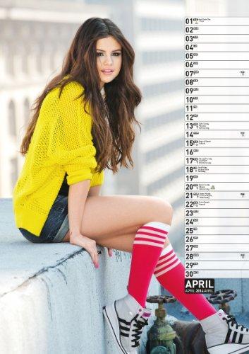 Calendrier Selena Gomez 2014 Boutique Selena Gomez
