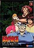 Baki the Grappler, Vol. 9 Illegal Tactics