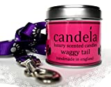 Candela Handmade Scented Candles UK Waggy Tail 200g