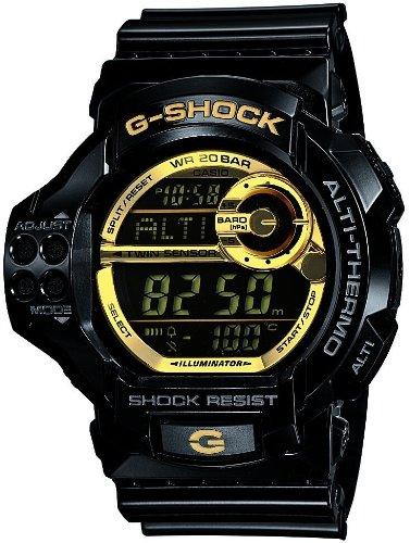 [カシオ]CASIO 腕時計 G-SHOCK ジーショック Black×Gold Series ブラックゴールドシリーズ 【数量限定】 GDF-100GB-1JF メンズ