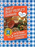 Best of Busy People's Cookbooks