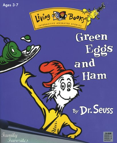 Dr. Seuss Green Eggs & Ham (Jewel Case)