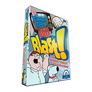Family Guy DVD Blast!!