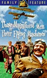 Those Magnificent Men Their Flying Machines [VHS]