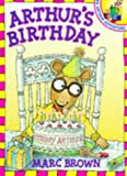 Arthur's Birthday (Red Fox Picture Books) (0099216728) by Marc Brown