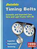 img - for 1999 Timing Belts Manual book / textbook / text book