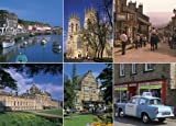 Gibsons Yorkshire Jigsaw Puzzle (1000 Pieces)