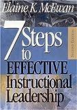 Seven Steps to Effective Instructional Leadership
