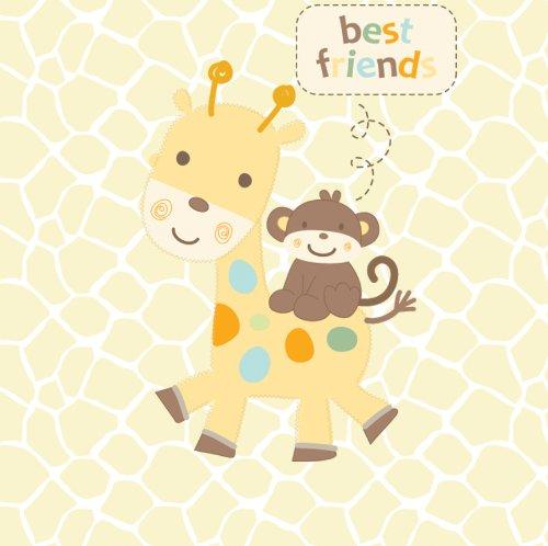 Summer Infant Swaddle Me PureLove - Best Friends - 1