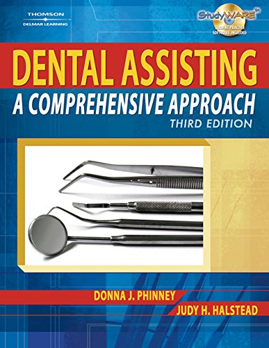 Dental Assisting: A Comprehensive Approach (Book Only)