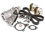 Evergreen TBK266WPT 1995 Mazda Protege 1.5L DOHC 16V Z5 Timing Belt Kit Water Pump