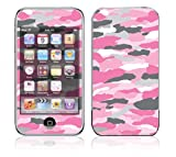 Apple iPod Touch (1st Gen) Skin Decal Sticker - Pink Camo