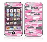Apple iPod Touch (1st Gen) Skin Decal Sticker - Pink Camo