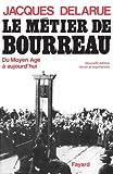 img - for Le m tier de bourreau book / textbook / text book