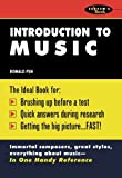 img - for Introduction To Music book / textbook / text book