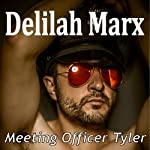 Meeting Officer Tyler: M/F Cop Erotica, Light BDSM | Delilah Marx
