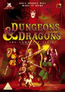 Dungeons & Dragons - The Complete Animated Series [DVD] [1983]