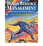 img - for [(Human Resource Management: An International and Comparative Perspective )] [Author: Graham Hollinshead] [Jun-1995] book / textbook / text book