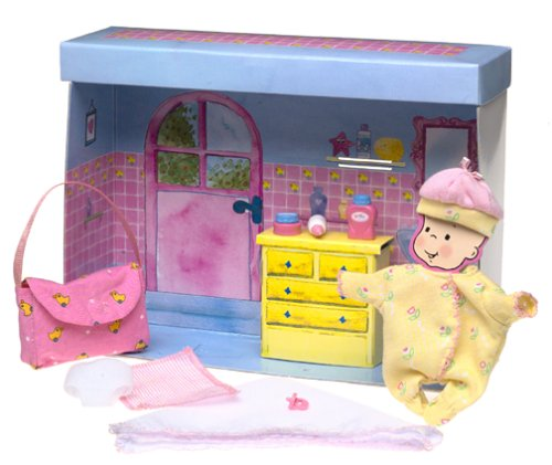 Baby Doll Feeding Set front-1047385