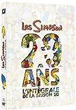 Simpson, saison 20 - Coffret 4 DVD (dvd)