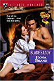 Blade's Lady (Intimate Moments, 1023)