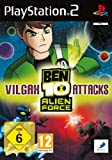 echange, troc Ben 10 - Alien Force: Vilgax Attacks [import allemand]