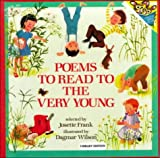 Poems to Read to the Very Young (0833512900) by Frank, Josette