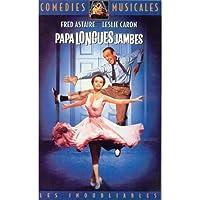 Papa longues jambes [VHS]