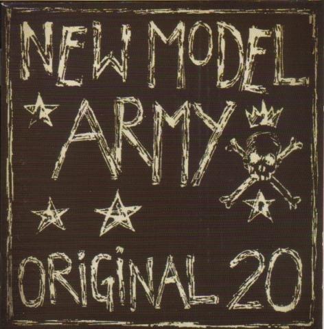 New Model Army - Original 20 - Zortam Music