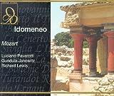 echange, troc  - Mozart : Idomeneo. Pavarotti, Janowitz, Lewis, Pritchard.