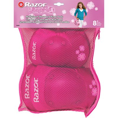 Review Of Razor Youth Sweet Pea Pad Set, Pink