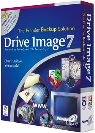 Powerquest Drive Image 7