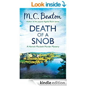 Death of a Snob (Hamish Macbeth)
