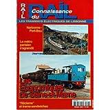 CONNAISSANCE DU RAIL [No 247] du 01/05/2002 - LES TRAMWAYS ELECTRIQUES DE LISBONNE - NARBONNE-PORT-BOU - LE METRO...