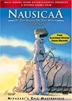 Nausicaä of the Valley of the Wind by Walt Disney Home Entertainment