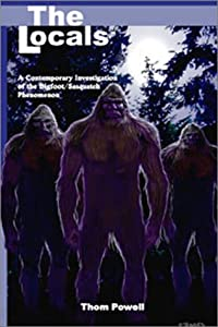 The Locals Bigfoot Book