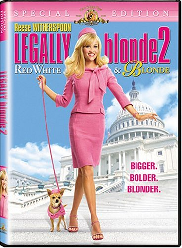 Cover art for  Legally Blonde 2 - Red, White & Blonde (Special Edition)