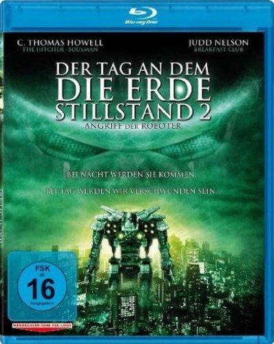 Der Tag an dem die Erde stillstand 2: Angriff der Roboter [Blu-ray]
