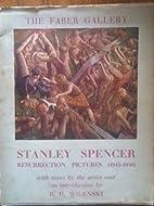 Stanley Spencer Resurrection Pictures (1945…