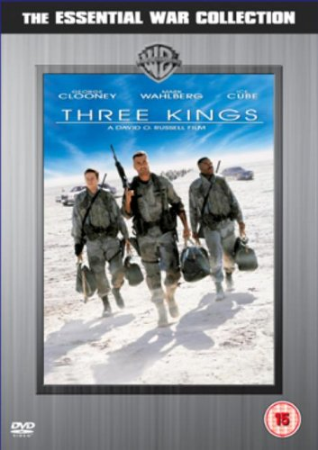 Three Kings [DVD] [1999]