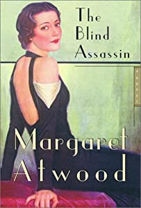 Cover of &quot;The Blind Assassin&quot;