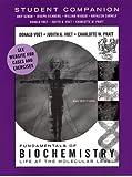 Student Companion to accompany Fundamentals of Biochemistry, 2nd Edition