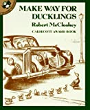 Make Way for Ducklings (Picture Puffin) (0140501711) by McCloskey, Robert
