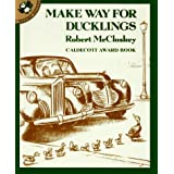 Make Way for Ducklings (Picture Puffin)by Robert McCloskey