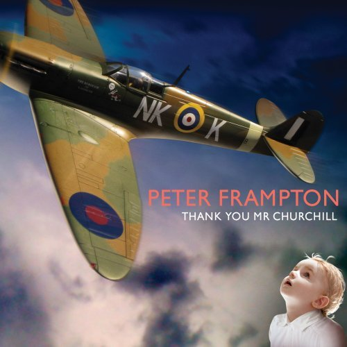 Peter Frampton's new album Thank You Mr Churchill April 27th!