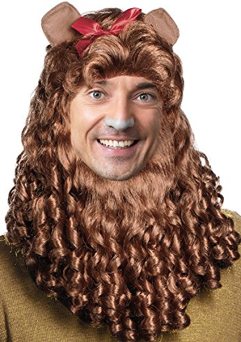 Cowardly Lion Costume Mane Cowardly Lion Wig Costume Lion Costume Wig Lion Wig