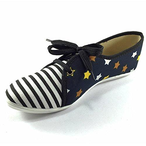 Dreamrax-Womens-Black-Casual-Shoes