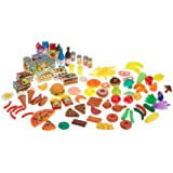 KidKraft Tasty Treats Pretend Food Play